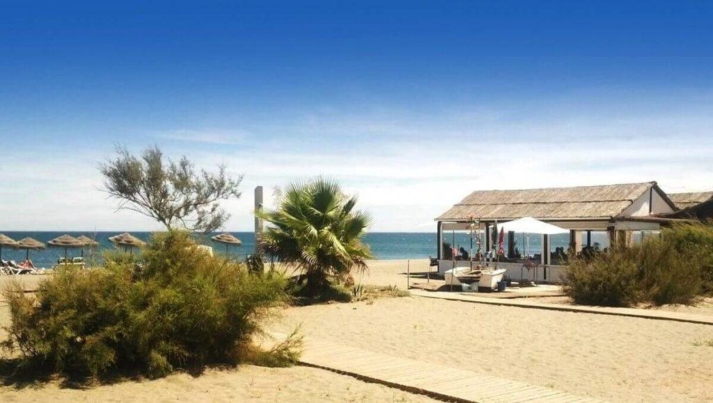 Casares Playa recibe el estatus de bandera azul