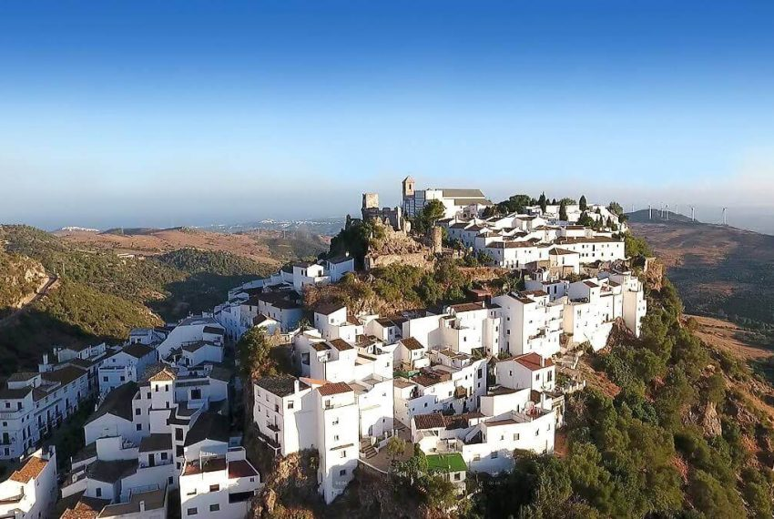 Property sales in Casares Costa del Sol