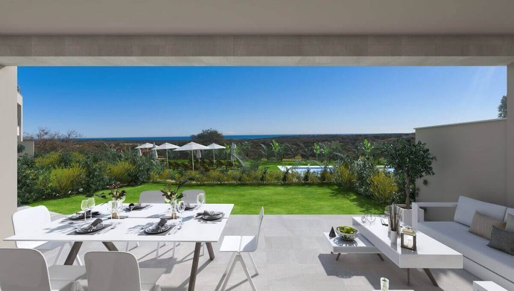 Golf villas for sale - luxury property in San Roque Club