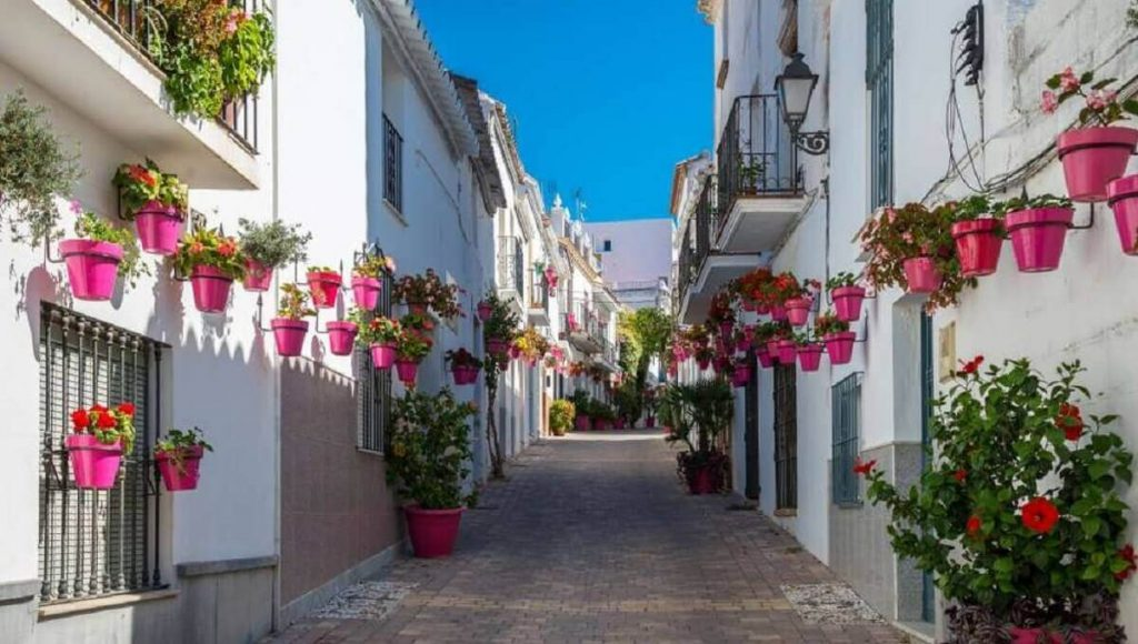 Estepona Garden of the Costa del Sol