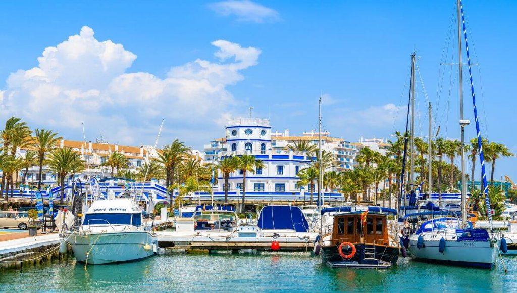 Estepona Marina - Inmobiliaria En Puerto De Estepona