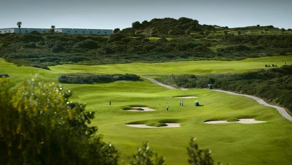Golf en La Alcaidesa