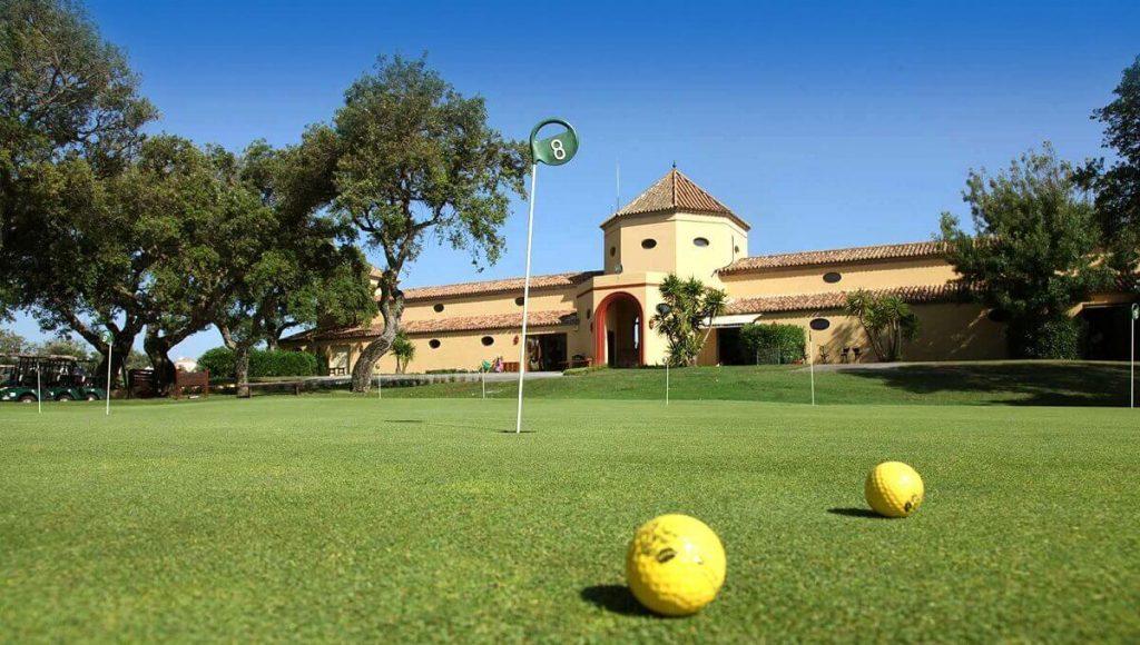 San Roque Golf Club offers a World class service