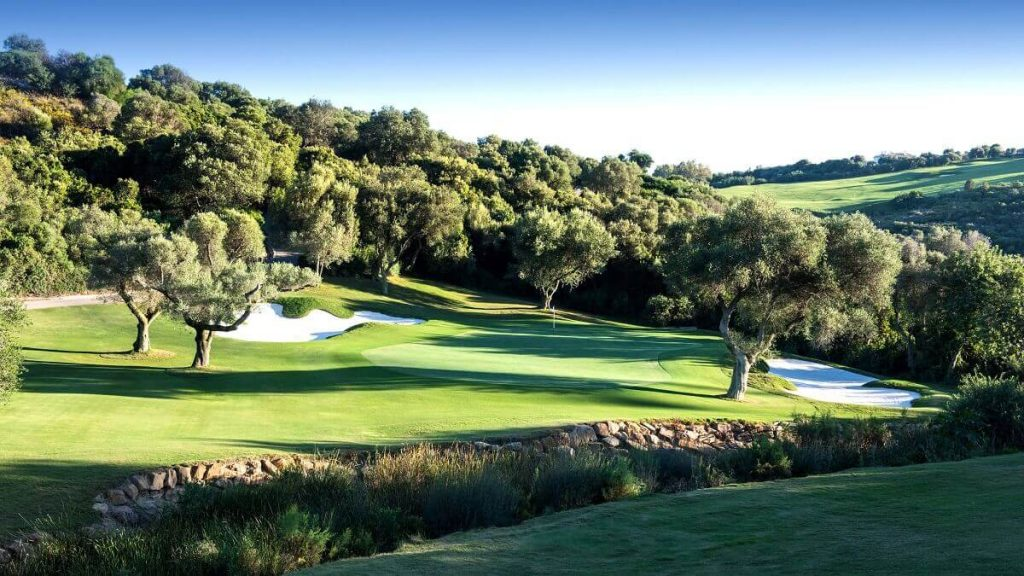 Golf in Casares