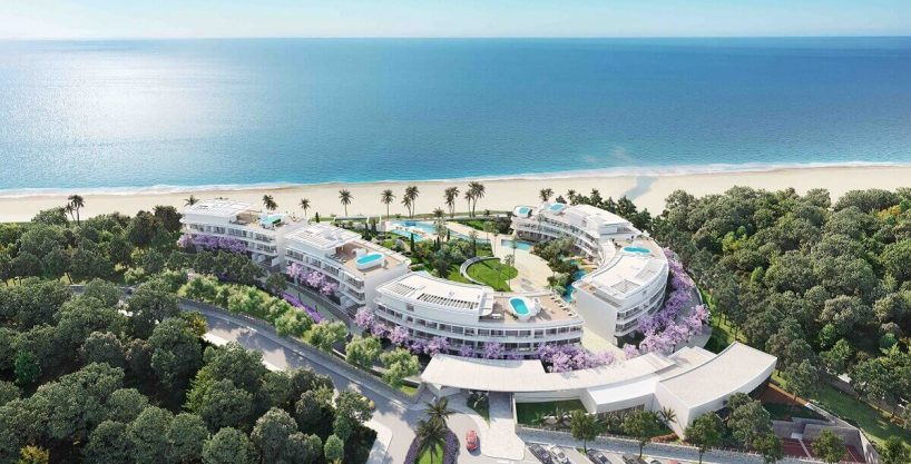 Residencial The Edge Estepona