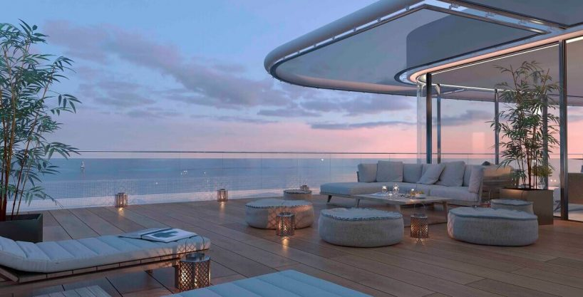 Penthouses The Edge Estepona – Luxury living by the sea