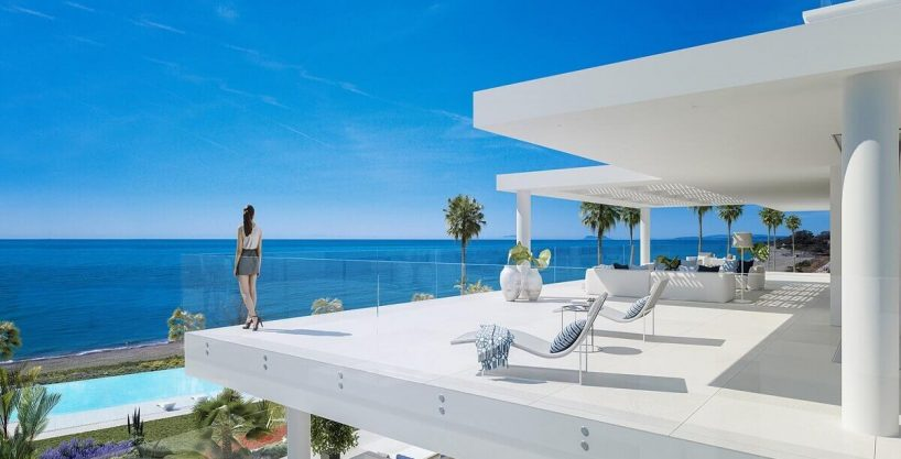 Emare Estepona Stunning homes by the sea