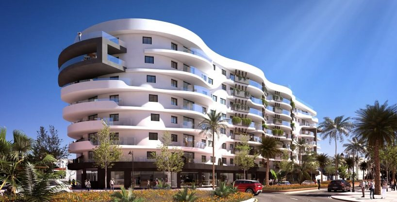 Residencial Infinity Estepona – Fabulous apartments for sale