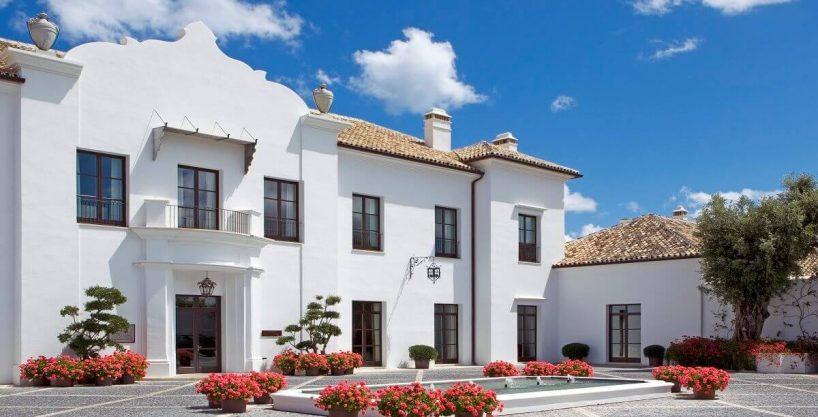 Villas for sale in Casares Costa | Finca Cortesin