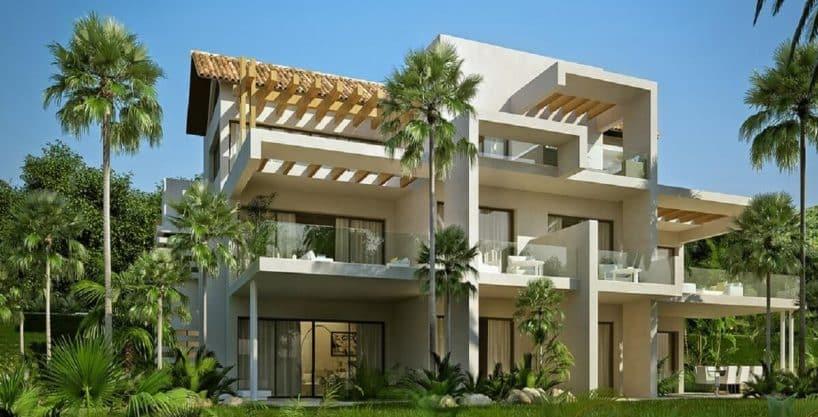 Marbella Club Hills Espectaculares viviendas en Benahavis