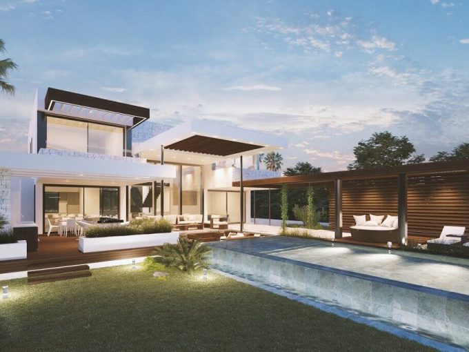 Luxury Villa in Camarate Casares