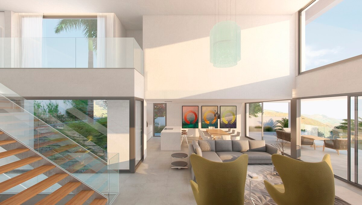 Villa 2 - Altura Interior
