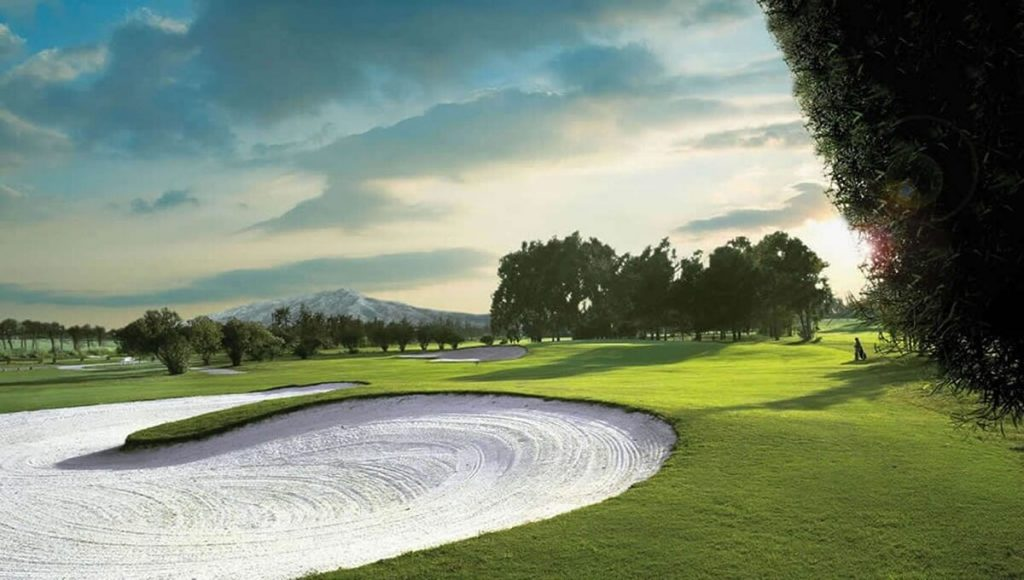 Atalaya Golf Resort on the Costa del Golf