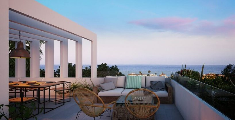 Coral Golf Villas | Luxury homes for sale in Casares Costa