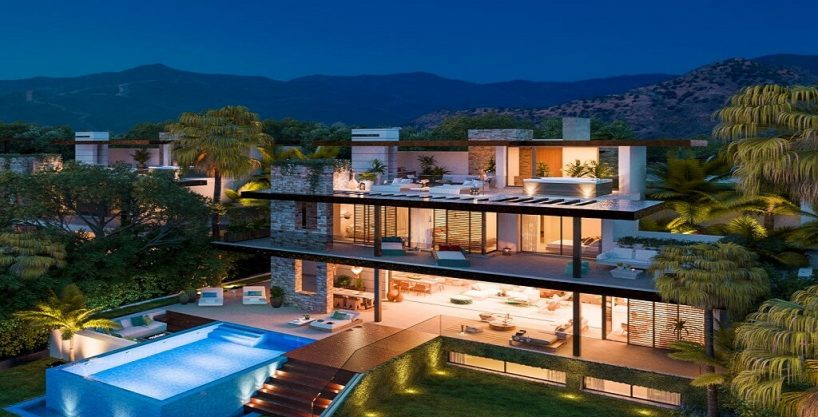 Spectacular Villas for sale in Be Lagom Benahavis