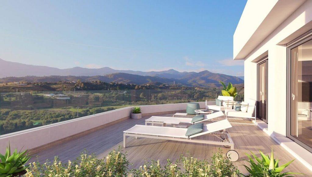 Oceana Gardens property development in Cancelada