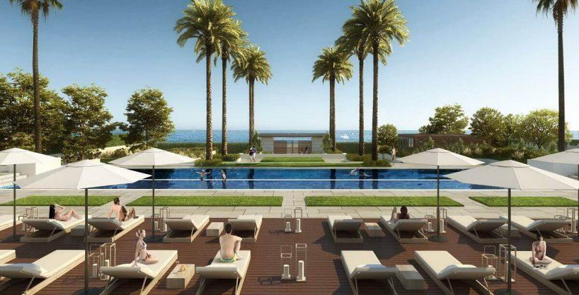 Velaya Apartamentos junto al mar en Estepona