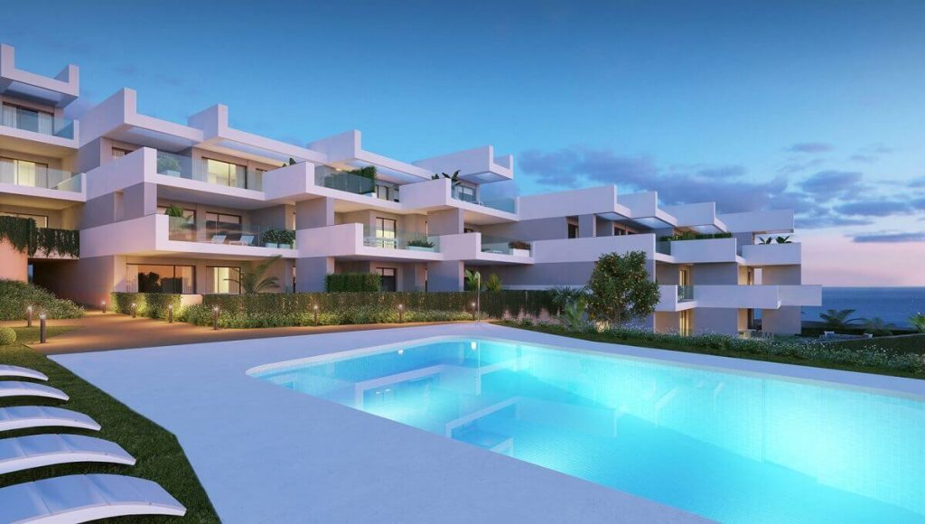 Pure South Residences - Manilva beach property for sale