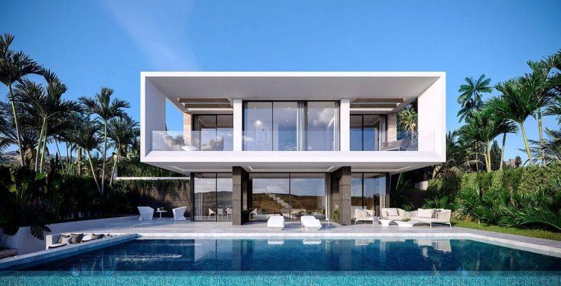 Villas for sale in Estepona   Valle Romano Green