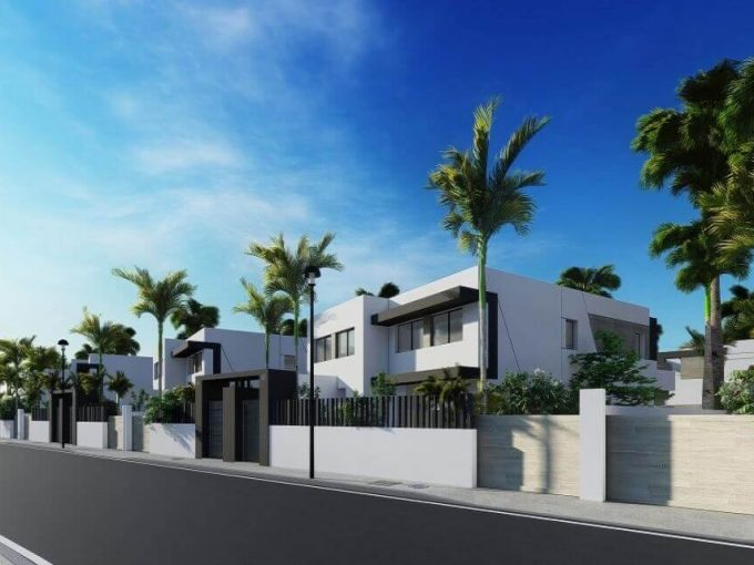 Villas for sale Estepona