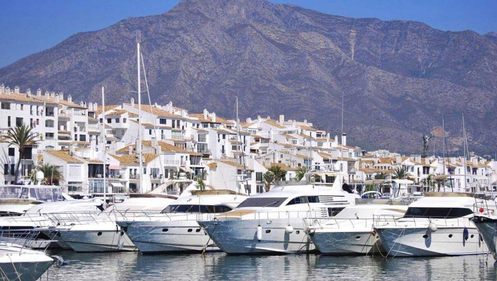 Luxury property for sale in Puerto Banus, Costa del Sol