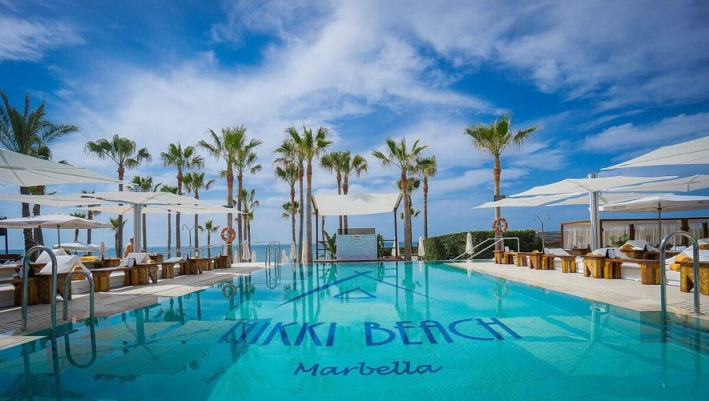 Nikki Beach - Luxury Beach Club in Marbella Costa del Sol