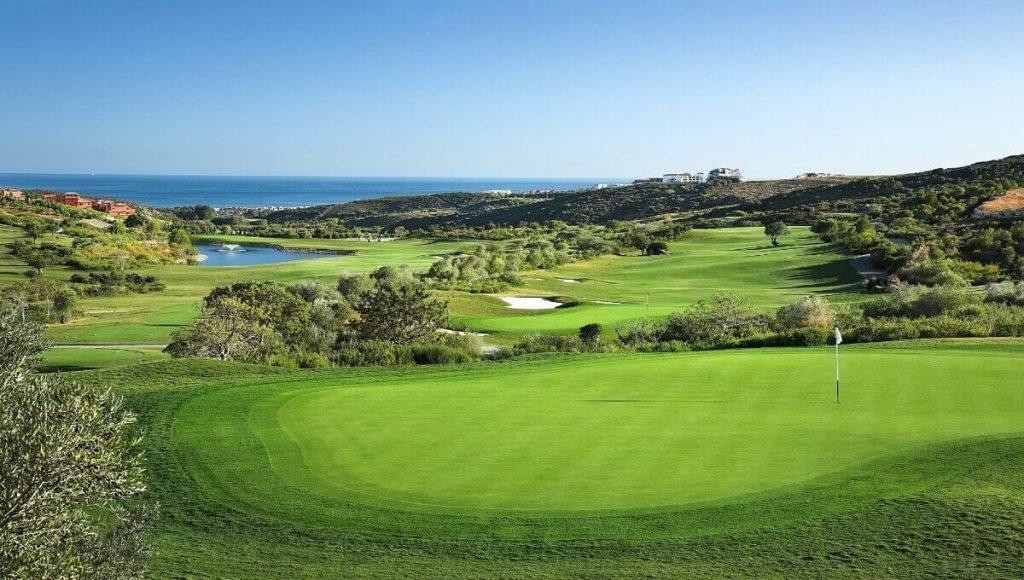 Golf property for sale in Costa del Sol
