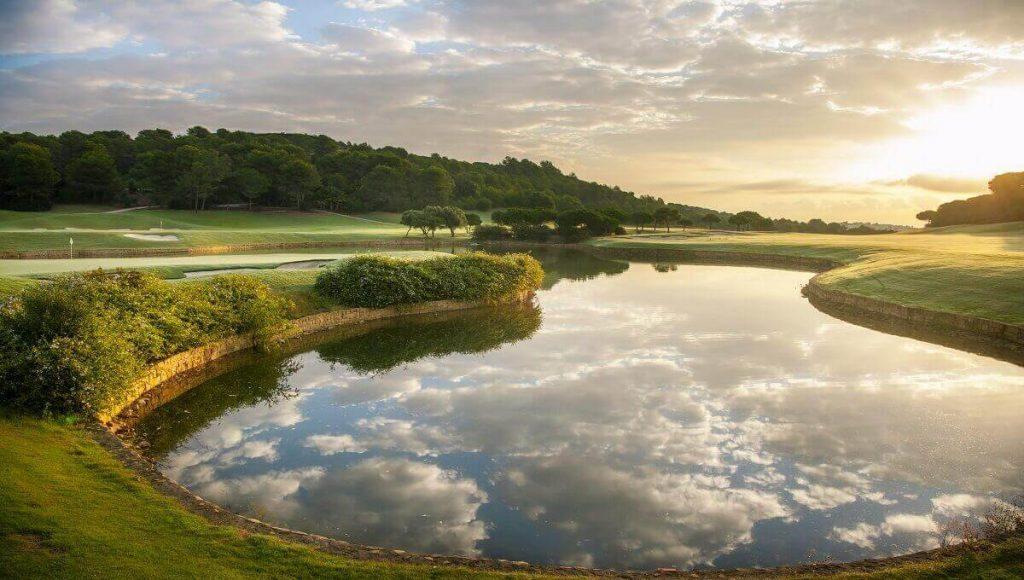 Sotogrande Golf Course real estate development