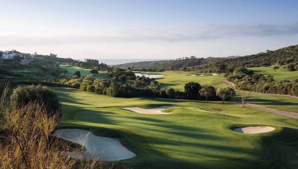 Finca Cortesin Casares golf property