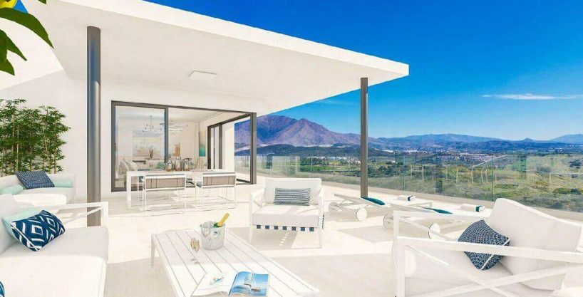 Apartment in Cortesin Bon Air Casares