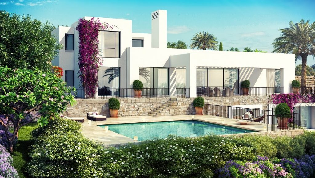 Green 10 Finca Cortesin - Casares beach golf real estate