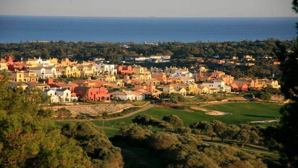 Sotogrande Alto New Golf Property Development