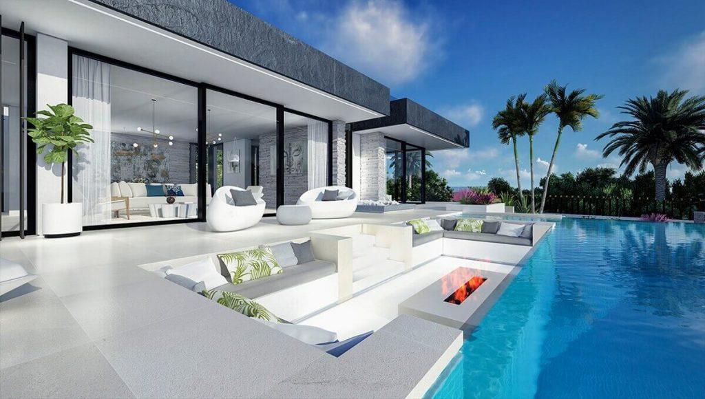 Villa Sara - Benahavis golf investment property