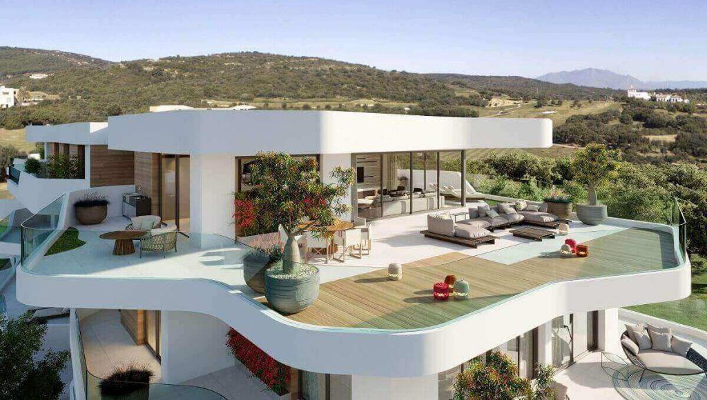 Village Verde Sotogrande - Luxury golf villas for sale
