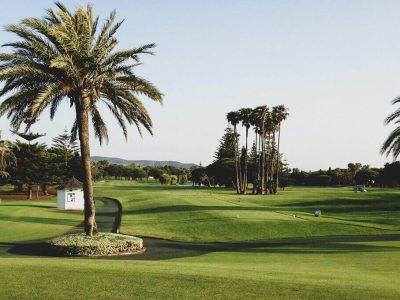 Golf property Costa del Sol