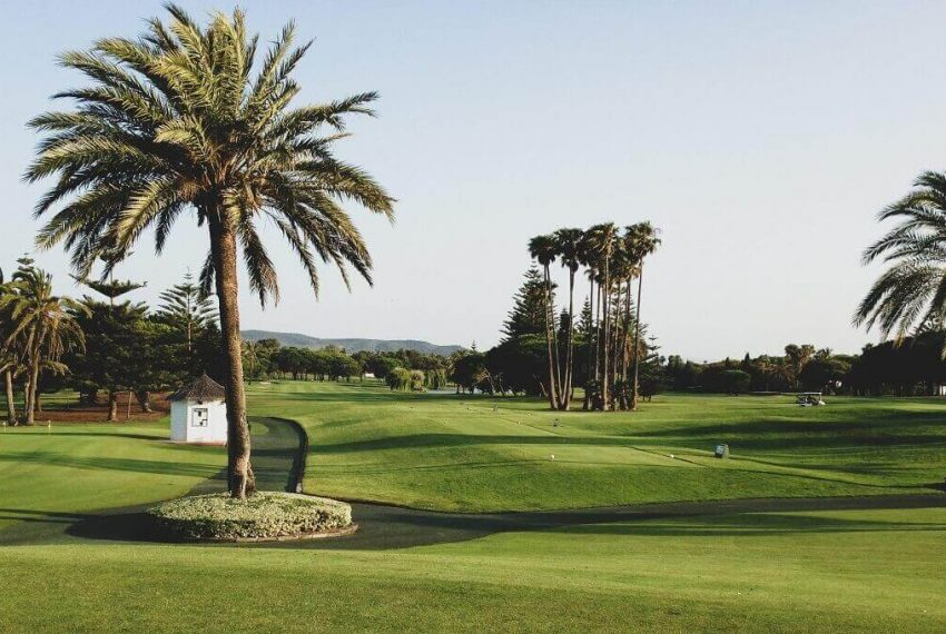 Golf property Costa del Sol