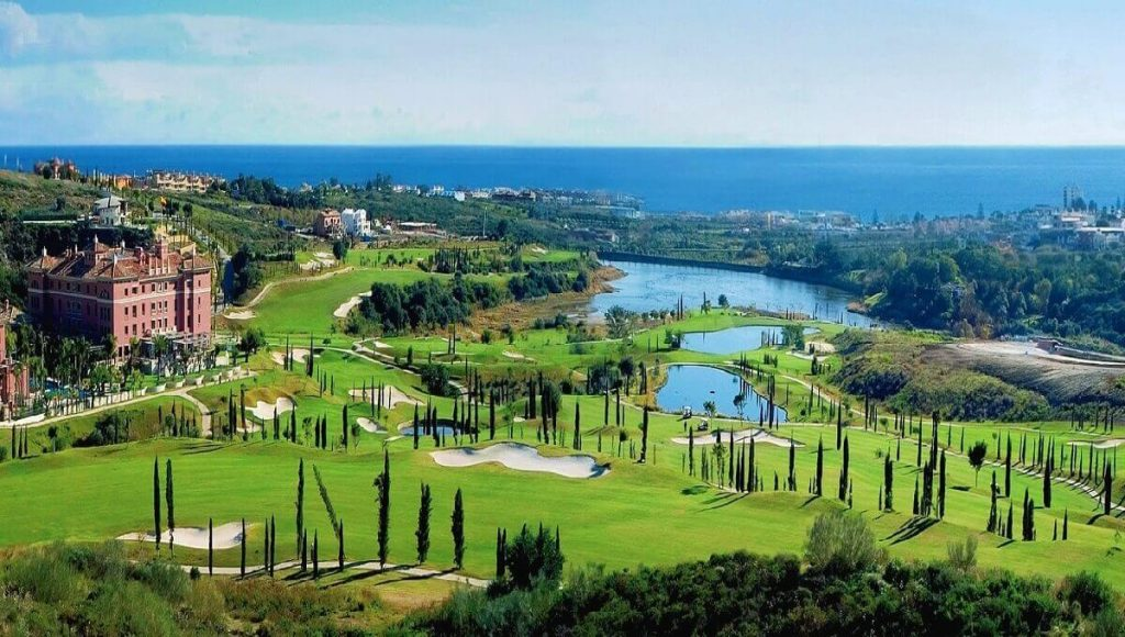 Los Flamingos Golf Course - Benahavis