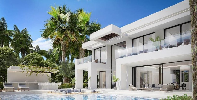 New Heights Villas Estepona