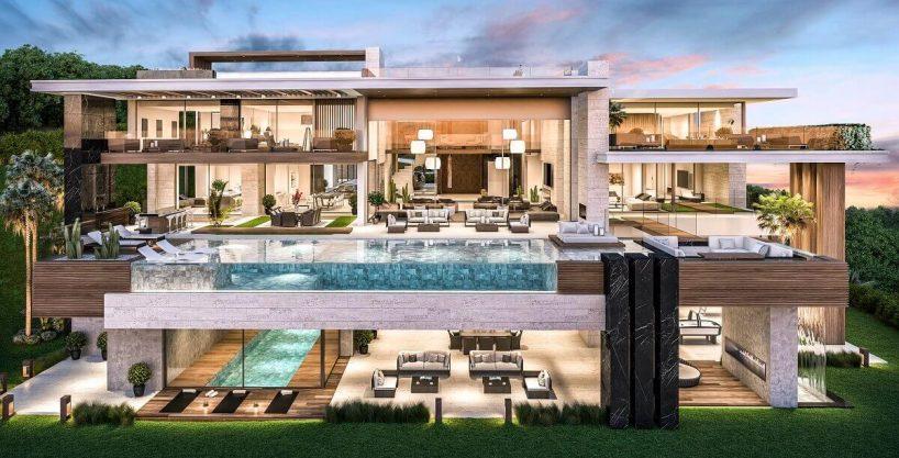 Villa Monaco La Zagaleta Benahavis