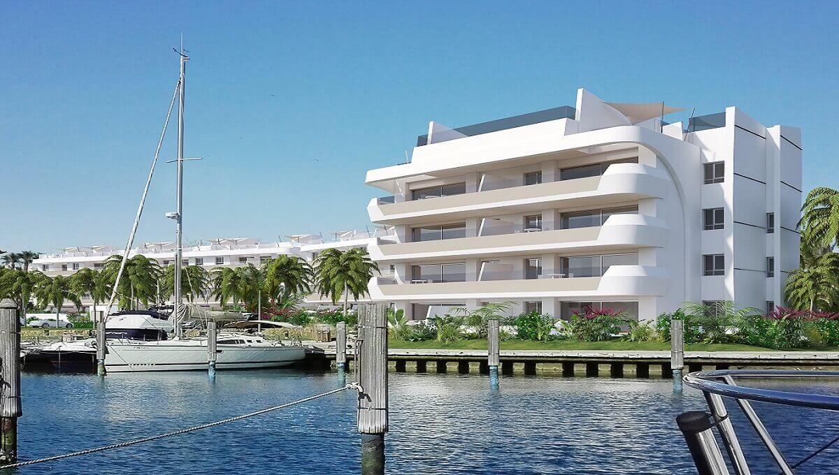 Marina Properties Pier 2 Sotogrande