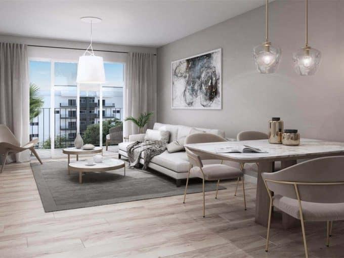Apartment estepona centre