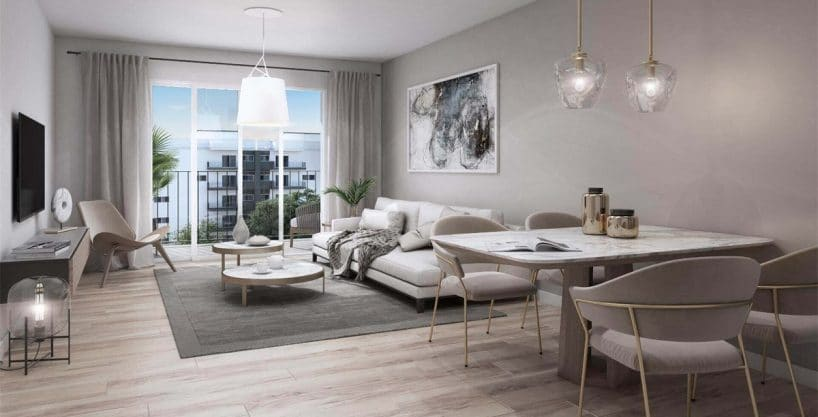 3-bed apartment for sale in Estepona Centre