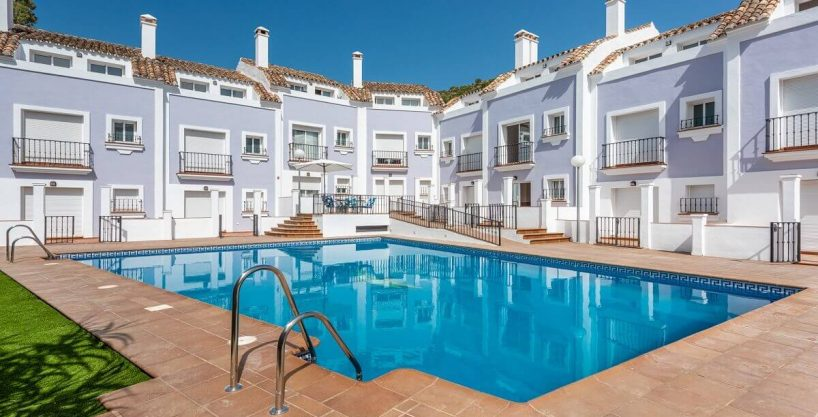 Townhouse in Jardines del Arroyo Benahavis