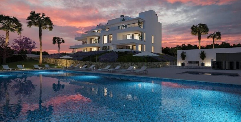 Penthouse for sale in Stellaris Costa Estepona