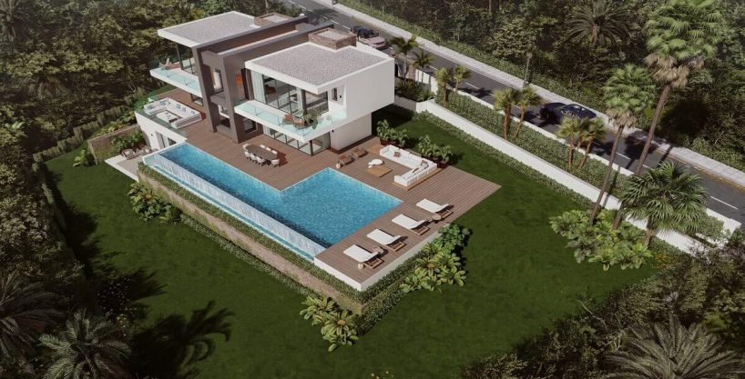 Villa in La Paloma Manilva