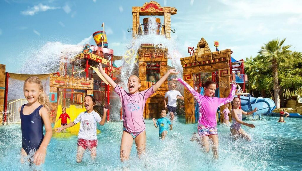 Best Water Parks Costa del Sol - Fun Activities with kids