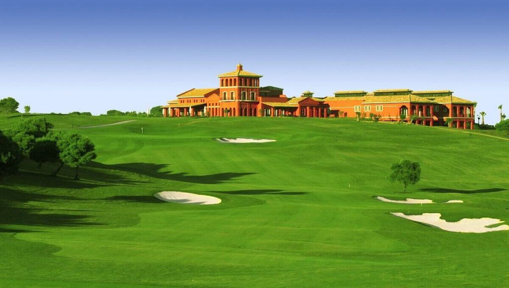 Record amount of golf courses in Spain