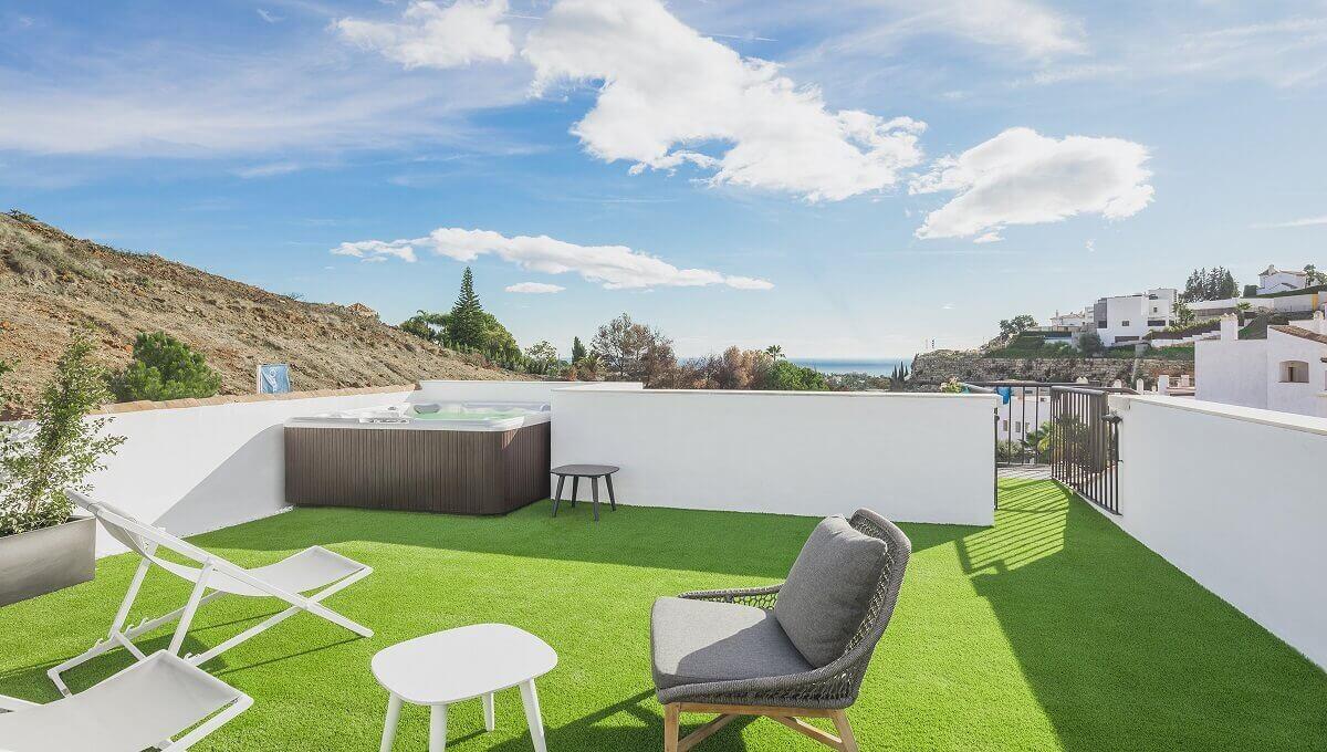Paraiso Pueblo 2 bed Penthouse (9)