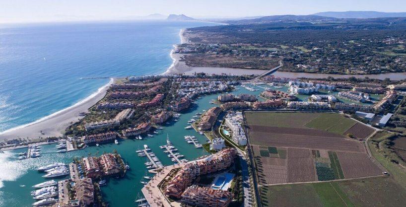Residencial Pier 2 | Apartamentos en La Marina de Sotogrande