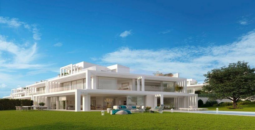 Contemporary Villas in La Finca Sotogrande
